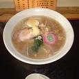 加利麺の「橋三楼」(小樽市)