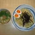 がんちゃ(限定ゆず塩つけ麺)(甲府市上今井)