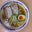 煮干鰮らーめん圓(八王子市)