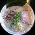 博多長浜ラーメン「六角堂」(甲府市)