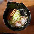 金運 魚とんラーメン(築地)