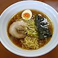 らぁめん家_めん麺(南アルプス市)